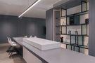 130平米三室五厅现代简约风格餐厅装修图片大全
