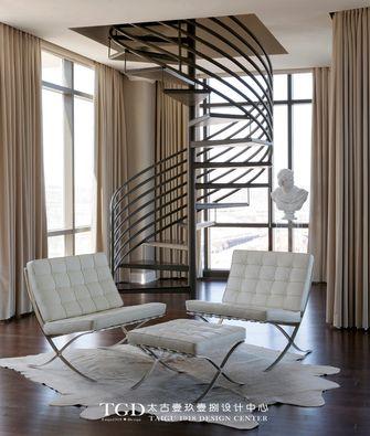 20万以上140平米四室两厅混搭风格楼梯效果图
