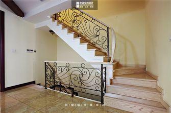 豪华型140平米别墅东南亚风格楼梯间图