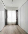 100平米三室两厅北欧风格衣帽间图片