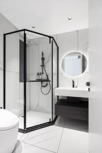 130平米四现代简约风格卫生间设计图
