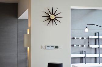 60平米复式现代简约风格其他区域设计图