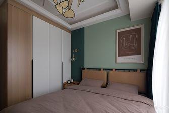 90平米三英伦风格卧室装修效果图