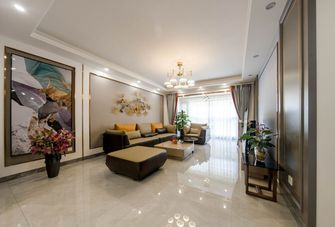 130平米宜家风格客厅欣赏图