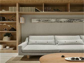 80平米日式风格储藏室图片