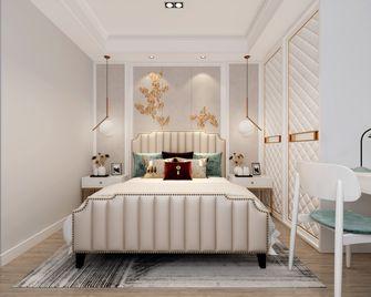 140平米复式欧式风格儿童房装修案例