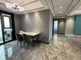 130平米三室两厅现代简约风格客厅装修效果图