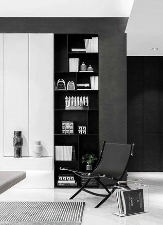110平米三室一厅英伦风格客厅设计图