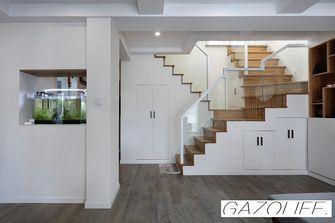 120平米复式中式风格楼梯间效果图