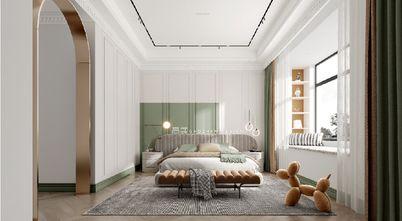 140平米三室一厅美式风格卧室装修效果图