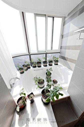 130平米四室两厅美式风格阳光房装修效果图