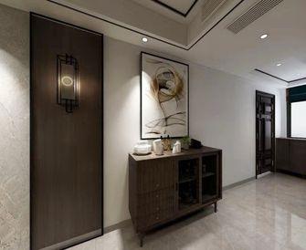 110平米三中式风格玄关设计图