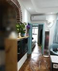 60平米一居室地中海风格客厅效果图