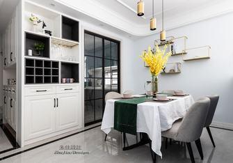 富裕型120平米四室两厅混搭风格餐厅装修案例