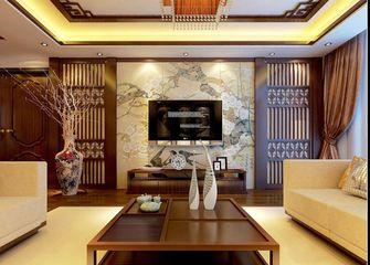 豪华型140平米三室四厅中式风格客厅装修案例