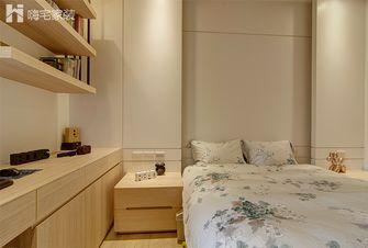 140平米复式新古典风格卧室鞋柜效果图