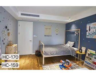 null风格儿童房装修效果图
