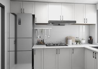 50平米小户型现代简约风格厨房欣赏图