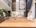 140平米三室两厅新古典风格阳光房装修效果图