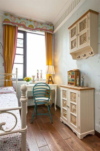 110平米三美式风格儿童房图片