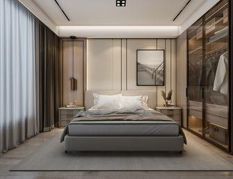 120平米四室四厅中式风格卧室装修图片大全