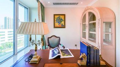 地中海风格书房装修案例