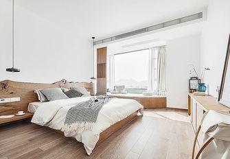 140平米四室一厅北欧风格卧室图片