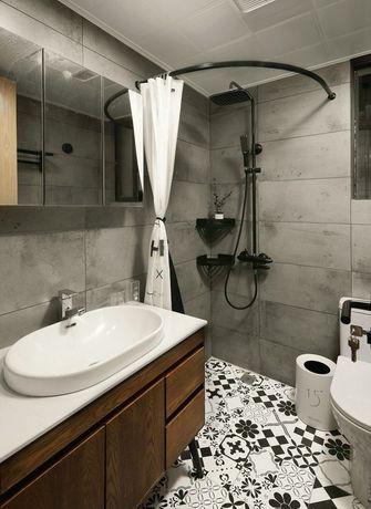 60平米一室两厅宜家风格卫生间效果图