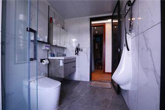 富裕型140平米四现代简约风格卫生间装修案例