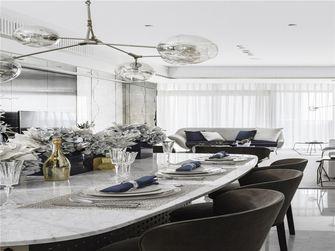 90平米东南亚风格餐厅欣赏图