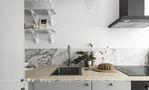 3-5万30平米以下超小户型美式风格厨房装修效果图