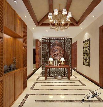豪华型140平米别墅东南亚风格玄关图片