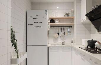 70平米现代简约风格厨房装修案例