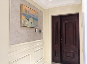 120平米三室两厅欧式风格玄关图片