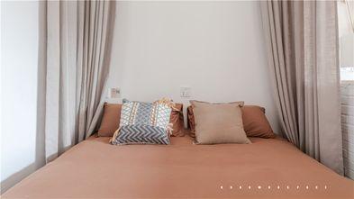 60平米一室一厅北欧风格卧室图