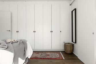 120平米三室两厅现代简约风格储藏室设计图