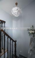 100平米美式风格阁楼装修效果图