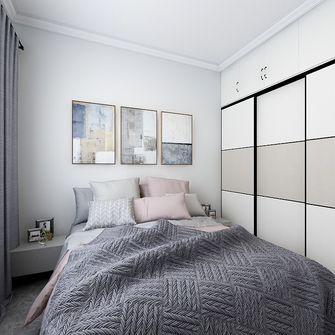 120平米三室三厅欧式风格卧室设计图