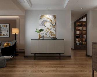 100平米三室两厅中式风格玄关图