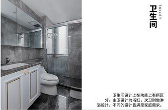 豪华型120平米三室两厅法式风格卫生间图片