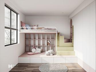 140平米三室四厅现代简约风格儿童房欣赏图