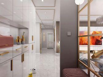 130平米三室两厅现代简约风格玄关设计图