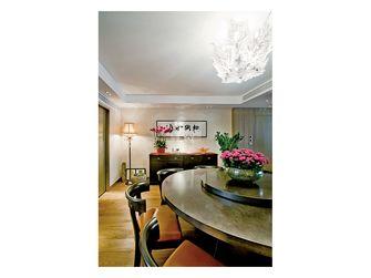 100平米三室三厅中式风格餐厅图片大全