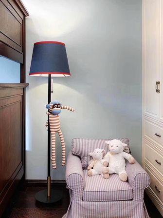 140平米四美式风格儿童房设计图