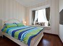 140平米四欧式风格儿童房装修案例
