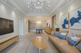 120平米三宜家风格客厅装修案例