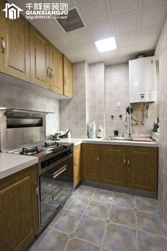 90平米三室两厅东南亚风格厨房装修效果图