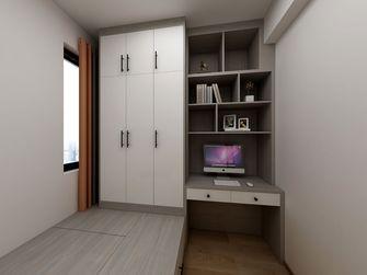 90平米三室两厅现代简约风格儿童房欣赏图