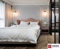 100平米一室三厅现代简约风格卧室图片大全