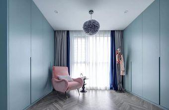100平米三室一厅法式风格衣帽间图片大全